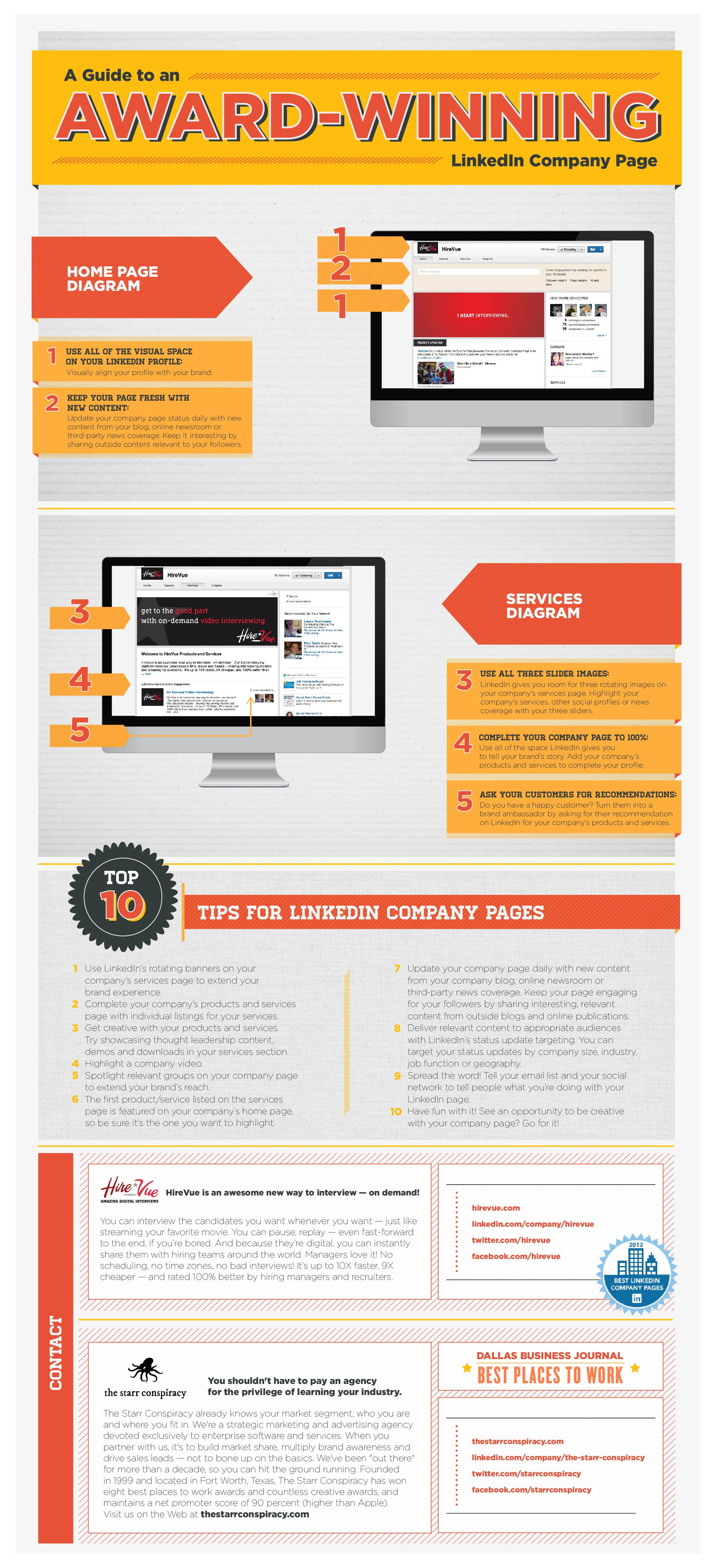 How To Have An Award-Winning LinkedIn Company Page