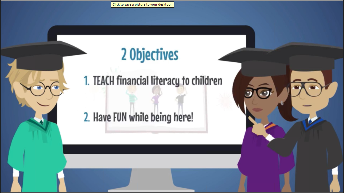 Financial Freedom For Teenagers And Kids
